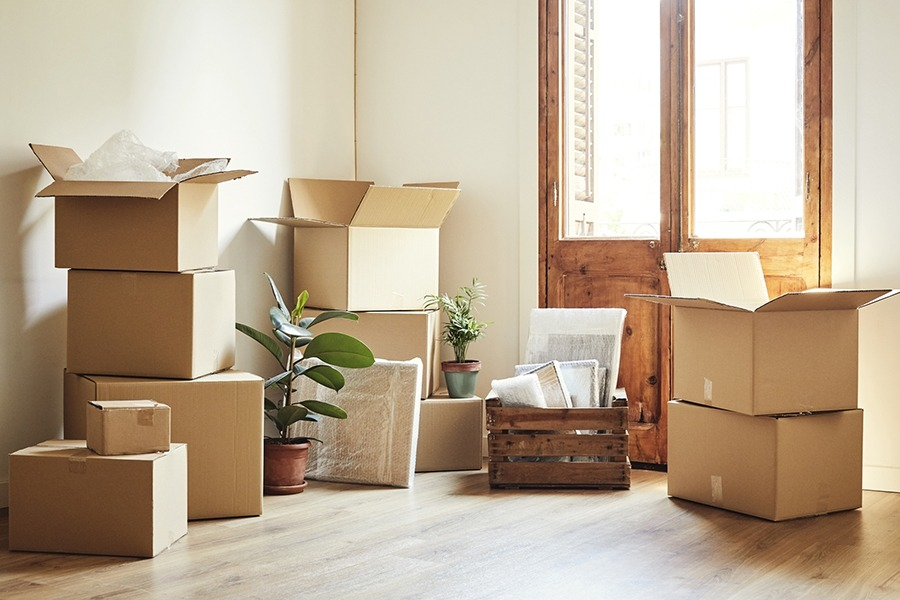 Preparing your things before the move