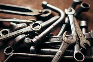 throw away some tools