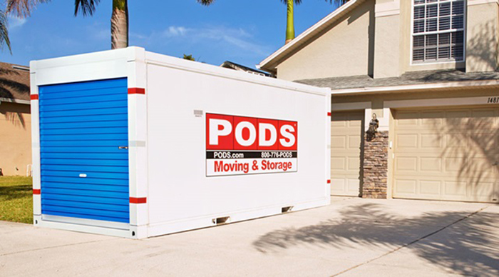 Cheaper Alternative: Rent Moving Containers